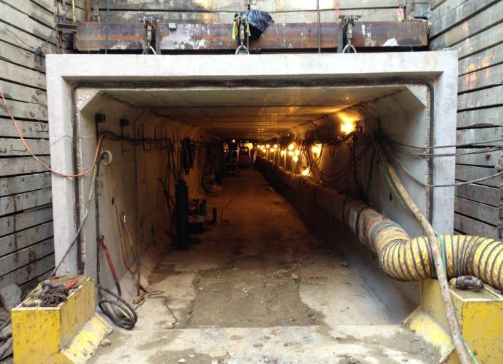 Town Brook Storm Sewer Project